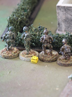 Modern Chain of Command 28mm